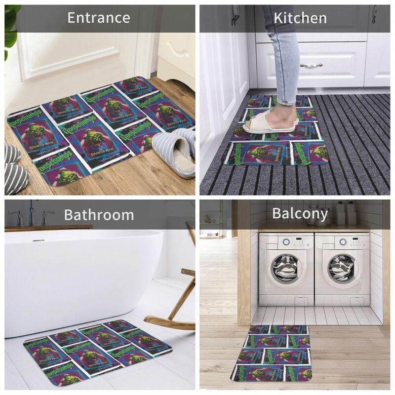 جوزبومبس ممسحة السجاد حصيرة البساط البوليستر عدم الانزلاق الطابق ديكور حمام الحمام المطبخ شرفة 40x60