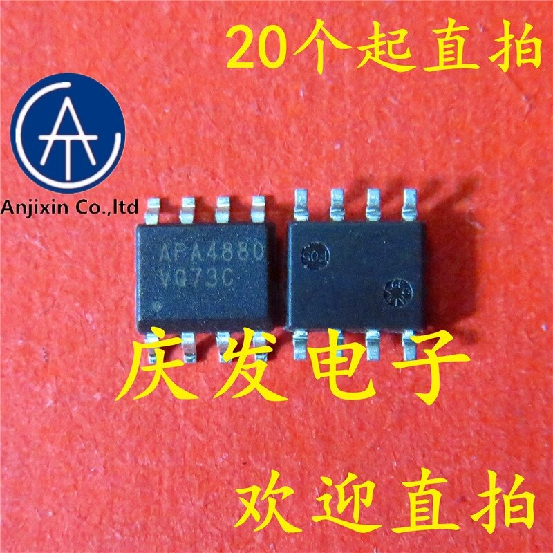 10 قطعة 100% الأصلي جديد 100% جودة الأسهم الحقيقية APA4880KI - TRG APA4880 جديد SOP8