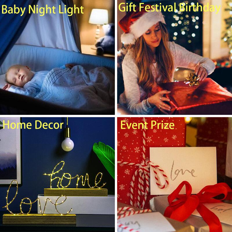 أنيمي يو يو Hakusho مصباح ليد ل ديكور غرفة نوم ليلة ضوء الاطفال الأطفال هدية عيد ميلاد مانغا يو يو Hakusho ثلاثية الأبعاد مصباح السرير