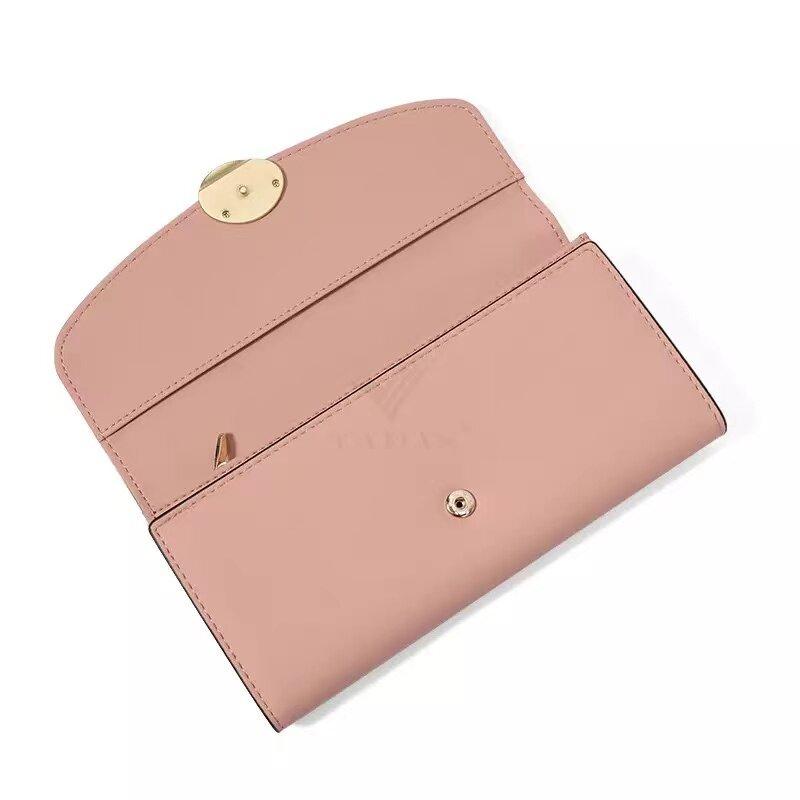 حقيبة كتف للنساء 2021 جديد فاخر مصمم Crossbody بولي Leather الجلود موضة جونغ سلسلة الرافعة السيدات منقوشة حقائب اليد