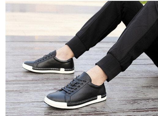 6462-A جيل من الصيف جديد جلد حذاء أبيض صغير الإناث القديمة حذا فردي للسيدات الكورية الرياضة والترفيه...