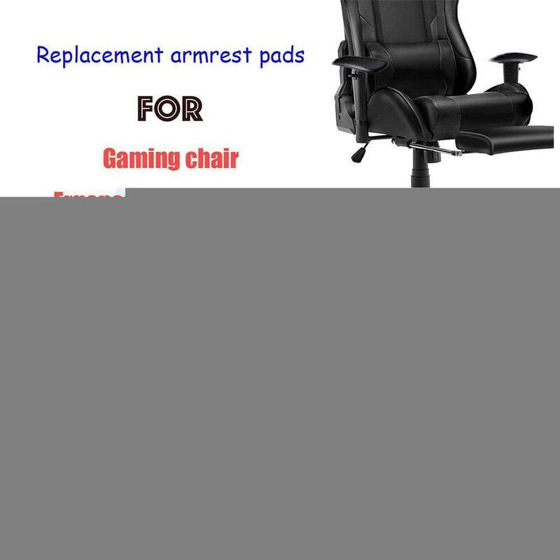 أجزاء كرسي مكتب الذراع وسادة مسند الذراع استبدال Ffice مشبك ملحقات كرسي الأثاث البلاستيك مقعد Z9B6