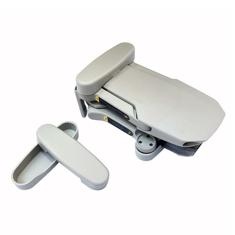 البلاستيك المروحة استقرار تثبيت كليب المروحة ملزمة جهاز RC الطائرة بدون طيار شفرات حامي ثابت ل DJI Mavic Mini