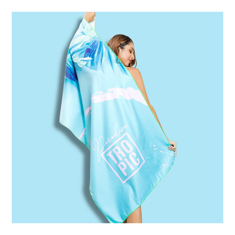 PTL 21SS جديد الصيف السباحة الغوص التجفيف السريع منشفة منشفة استحمام