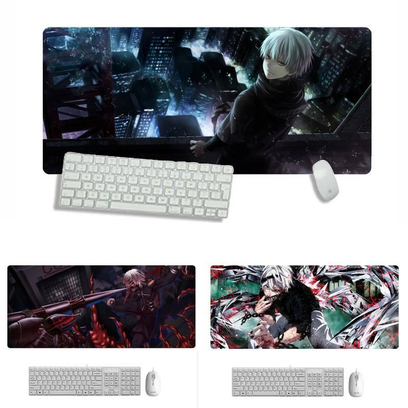 طوكيو الغول لتقوم بها بنفسك تصميم نمط لعبة mousepad X XL XXL عدم الانزلاق وسادة سمك 2 مللي متر LockEdge يساوي LE