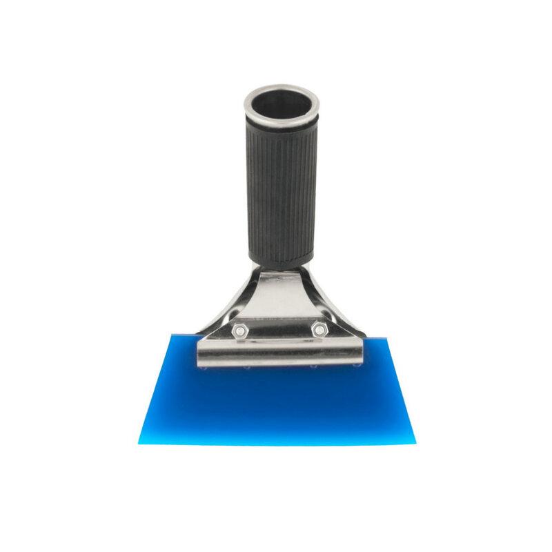 2021 1 قطعة شفرة حلاقة الأزرق مكشطة المياه ممسحة تينت أداة للسيارة السيارات فيلم لتنظيف النوافذ أحدث إسقاط الشحن