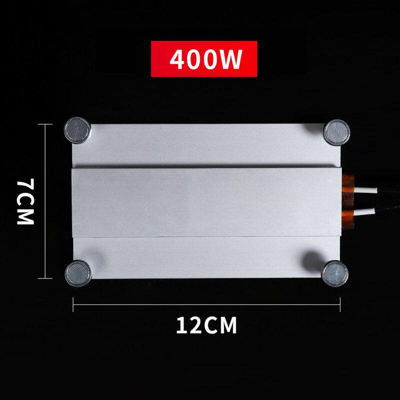 400 واط PTC لوحة التدفئة رقاقة بغا لحام الكرة سبليت الألومنيوم LED مزيل محطة لحام هدم مجلس أداة