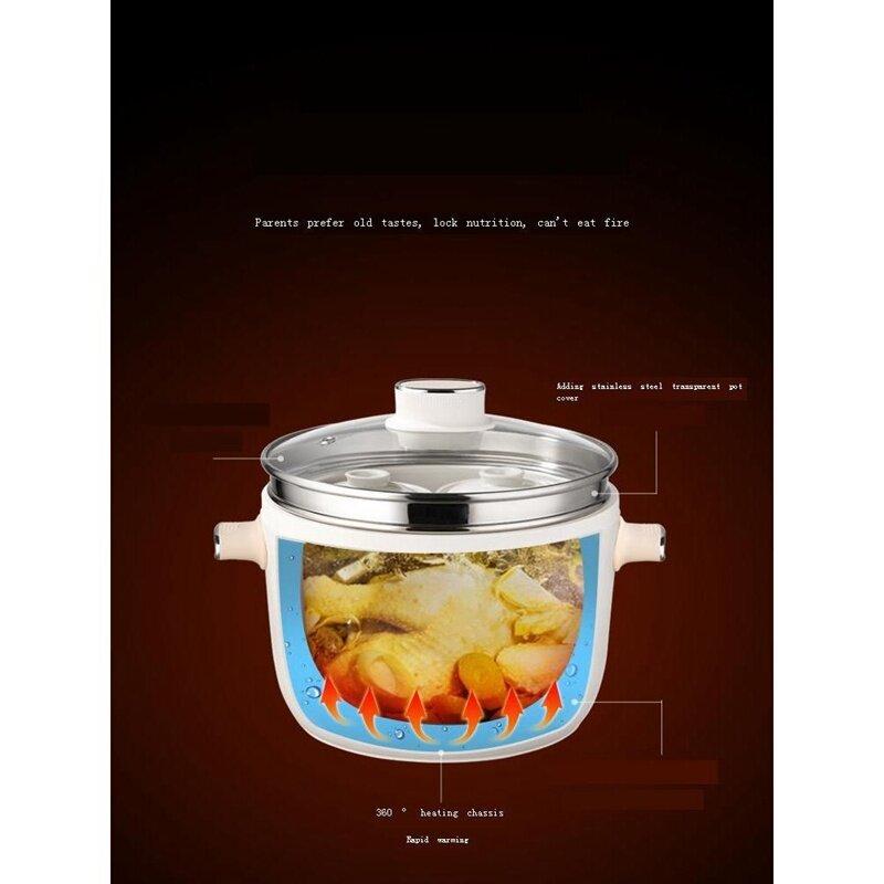 Aletleri Keukenapparatuur التجاري الكهربائية عتاد المطبخ مطعم المعدات المنزل المطبخ الأجهزة الكهربائية Stewpot