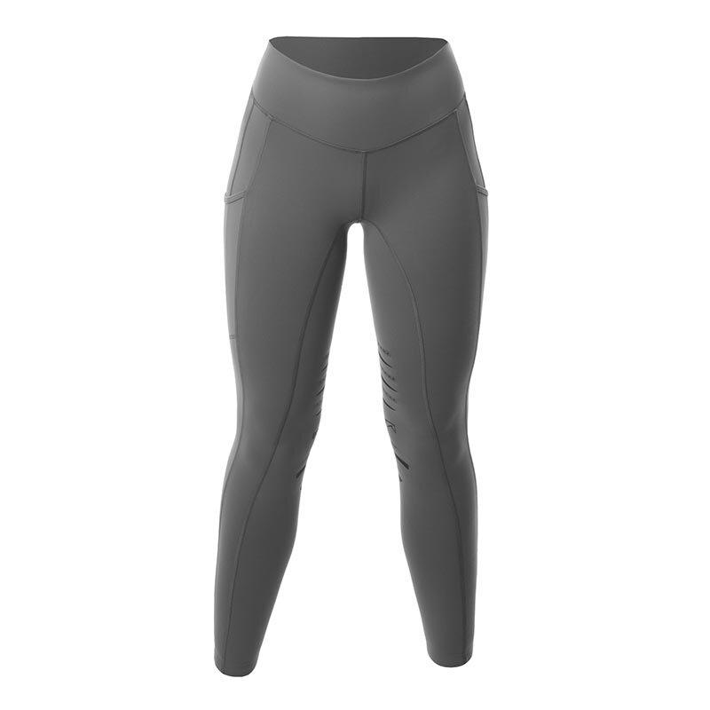 جديد 2021 سراويل الفروسية النسائية عالية الخصر جيب العقص مرونة تناسب ضئيلة الجري التدريب الجوارب ركوب الخيل الملابس
