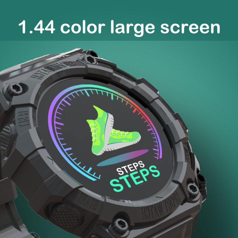 FD68S ساعة ذكية الرياضة مقاوم للماء ساعة معدل ضربات القلب ضغط الدم رصد ذكي ساعة ساعة الطلب دفع الطقس Smartwatch