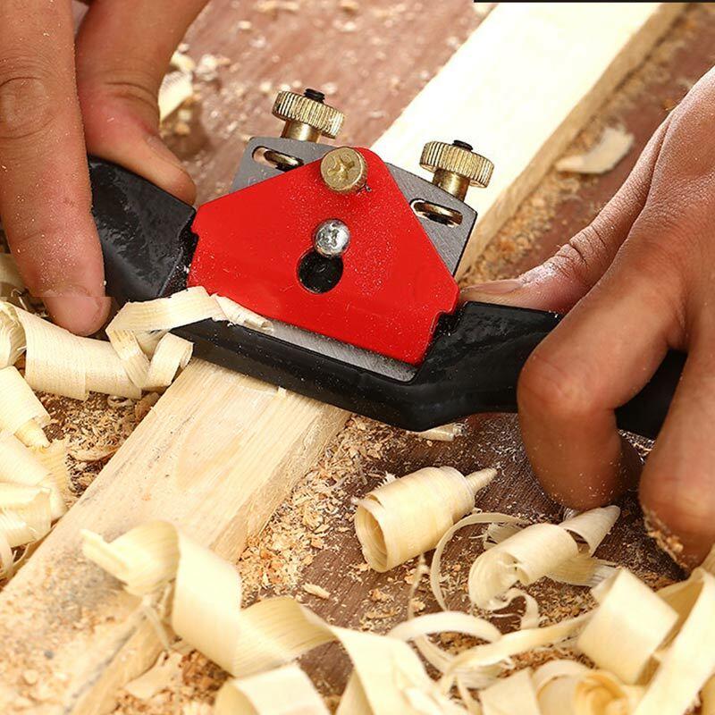 النجارة الطيور المسوي خط واحد التشذيب قابل للتعديل اليد دفع المسوي المنزلية نجار أدوات يدوية لتقوم بها بنفسك نجار الخشب