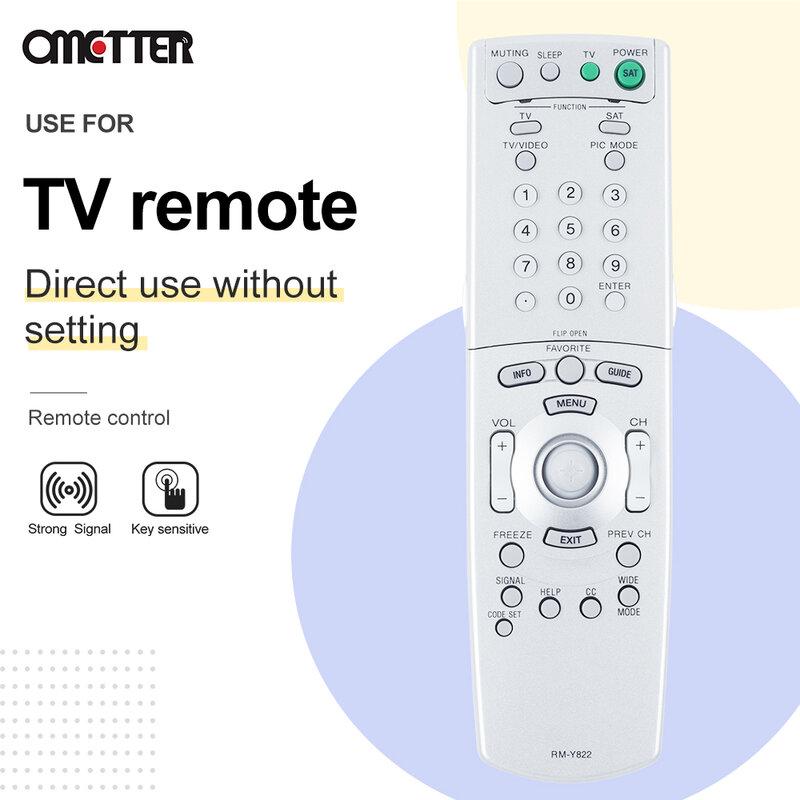 RM-Y822 التحكم عن بعد جديد لسوني التلفزيون/الفيديو