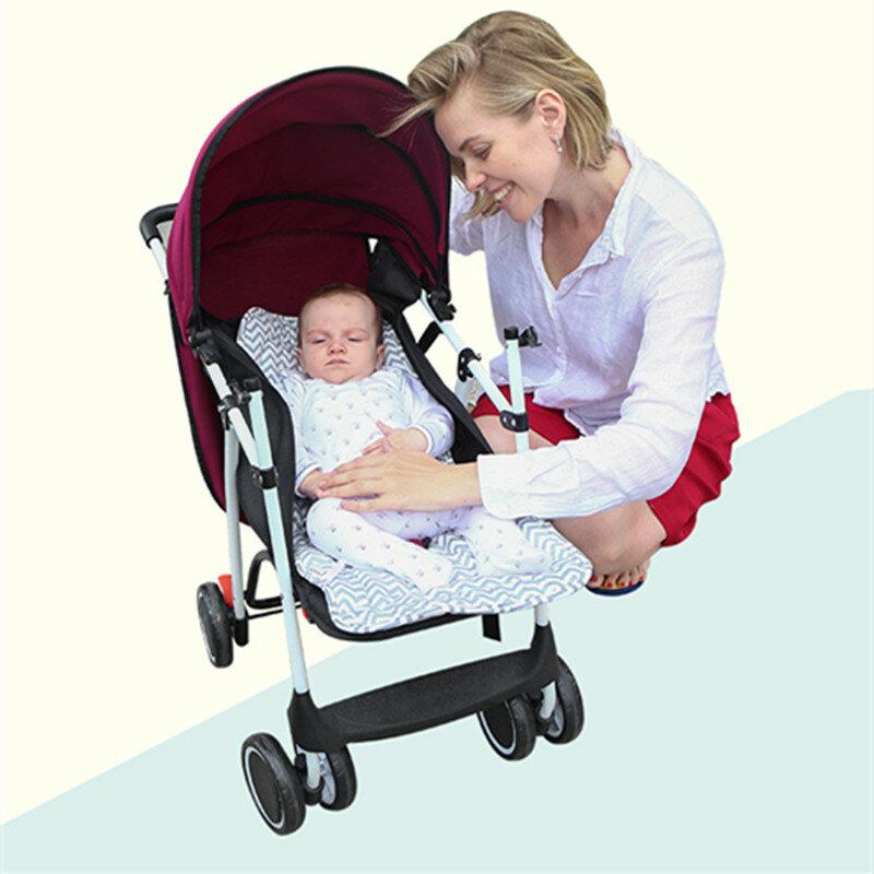 طفل عربة مقعد بطانة سيارة وسادة للمقعد كرسي متأرجح وسادة الرضع الوليد Playmat سلامة حماية عربة طفل الملحقات
