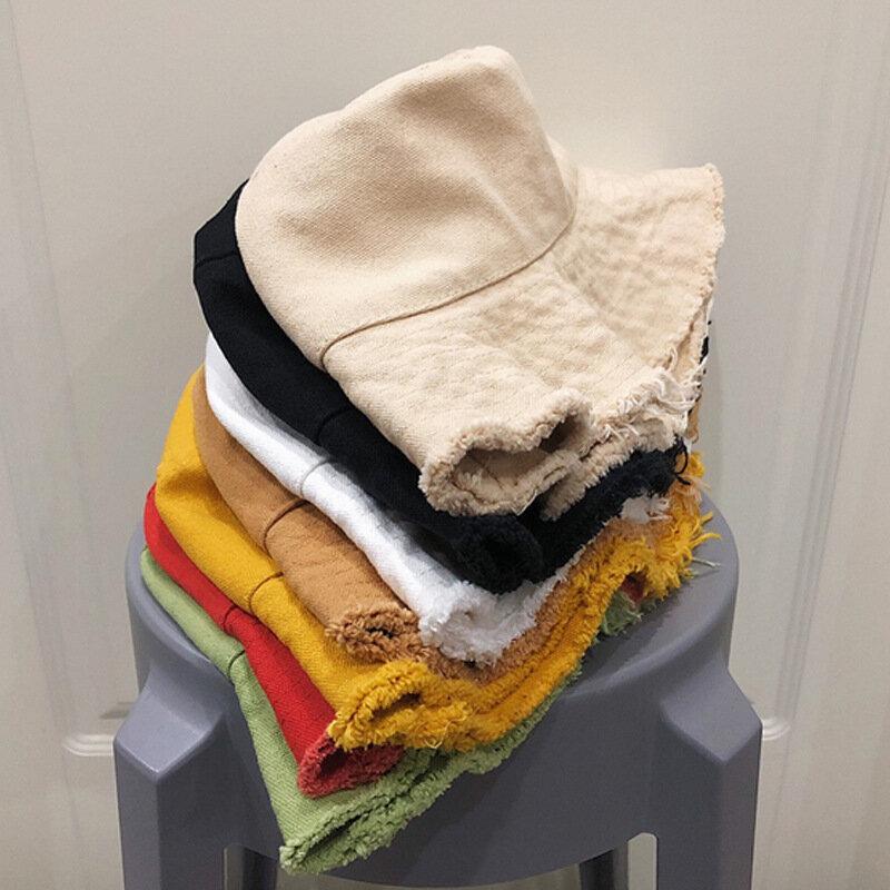 الصيف الخريف صياد القبعات الشمس دلو القبعات للجنسين موضة بوب قبعات الهيب هوب Gorros الرجال النساء بنما دلو القبعات
