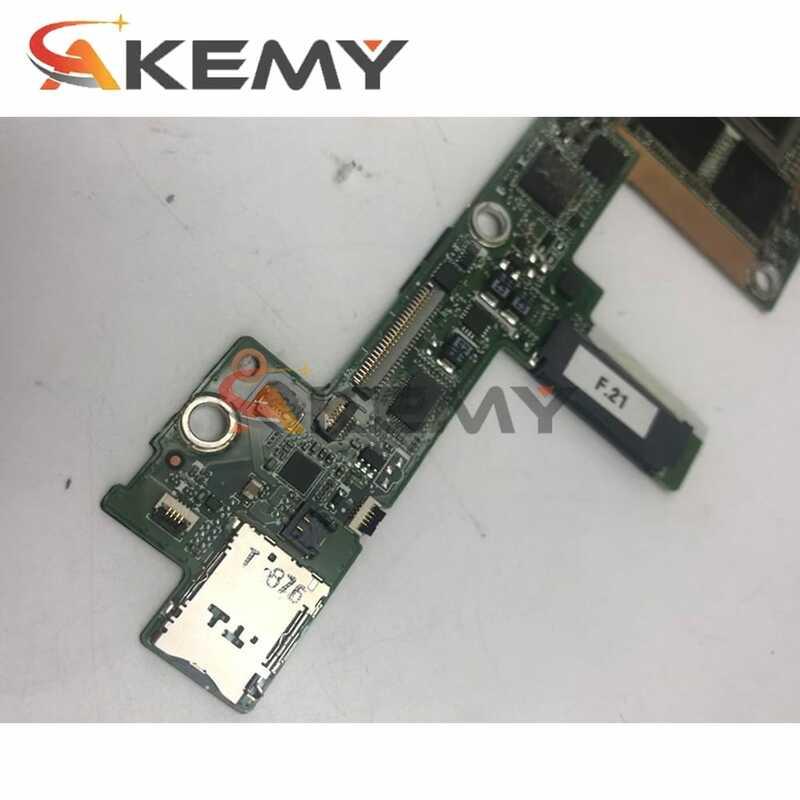 Akemy For HP DA0D9BMBAD0 اللوحة الأم للكمبيوتر المحمول ث/وحدة المعالجة المركزية i5-7Y54 + K3QF4F40BM * 2 8GB RAM