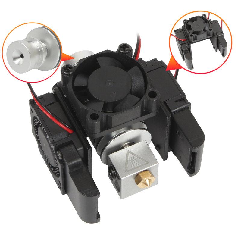 3DSWAY eثلاثية الأبعاد V6 بركان جميع المعادن هوتند عدة 12 فولت 24 فولت بودن المباشر 0.4/1.75 مللي متر خيوط BMG الطارد ثلاثية الأبعاد ملحقات الطابعة أندر 3