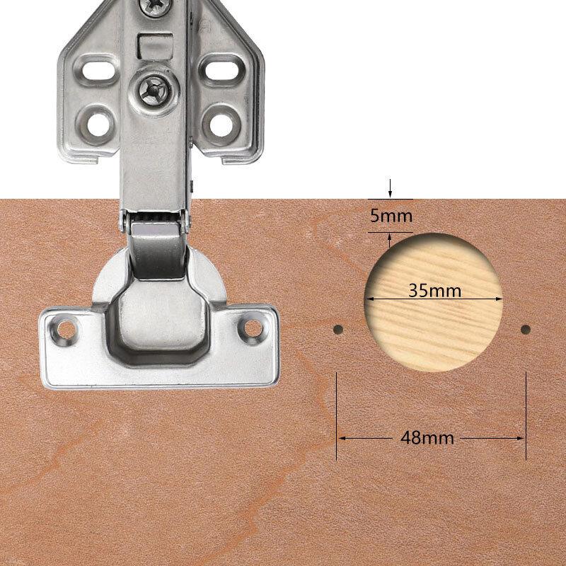 35 مللي متر المفصلي مملة الرقصة النجارة الحفر محدد ثقب الحفر دليل محدد مع تركيبات ثقب فتاحة الباب خزانة المفصلي أدوات