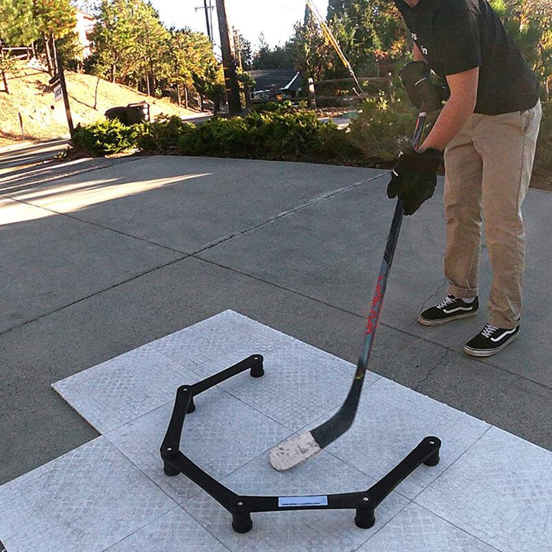 مساعد تدريب هوكي الجليد ، بدلة التنسيق مع اليد والعين والتحكم في العفريت