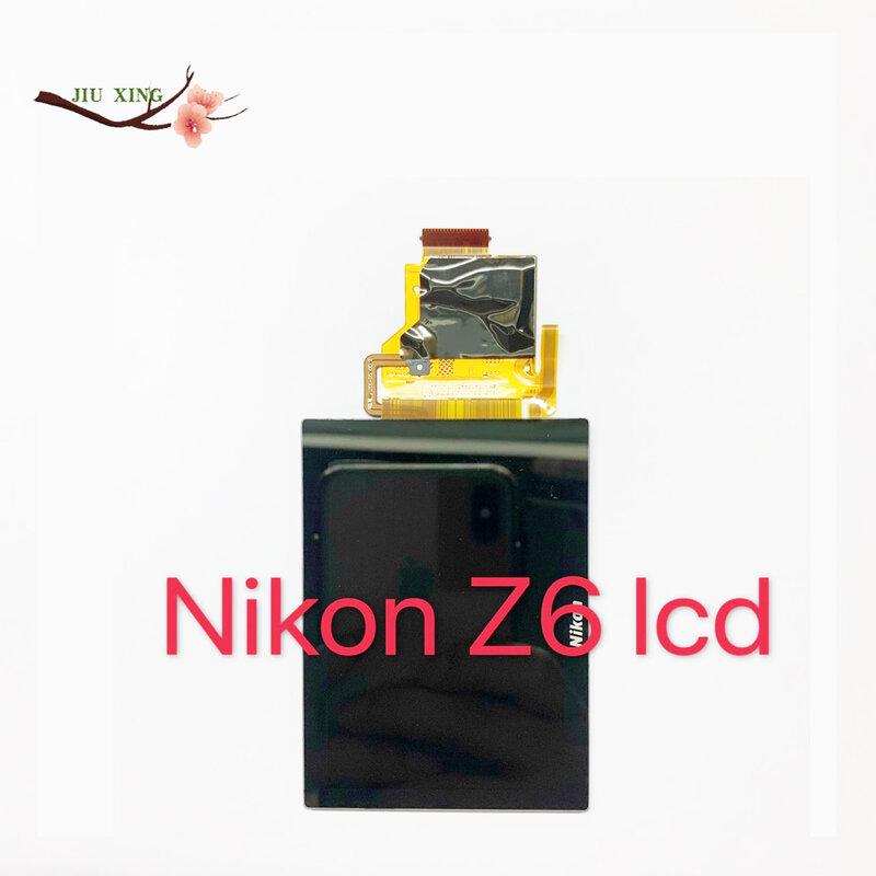 الأصلي شاشة الكريستال السائل الشاشة مع الخلفية لنيكون Z6 Z7 Z6II Z7II استبدال وحدة إصلاح جزء