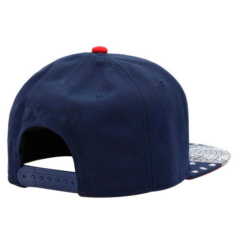 العلامة التجارية ويست كوست قبعة البحرية الهيب هوب باركور الرياضة snapback قبعة للرجال النساء الكبار في الهواء الطلق عادية الشمس قبعة بيسبول