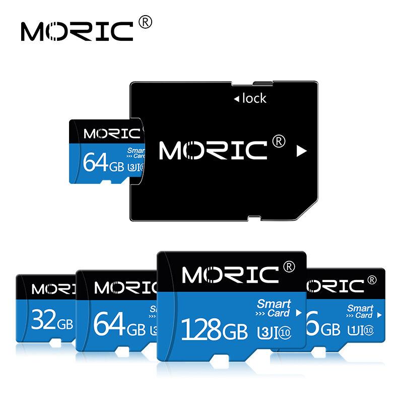 فئة 10 32GB بطاقة الذاكرة 128GB SDXC 64GB Microsd 32GB SDHC 16GB 8GB مايكرو sd بطاقة TF ذاكرة فلاش مع حزمة البيع بالتجزئة