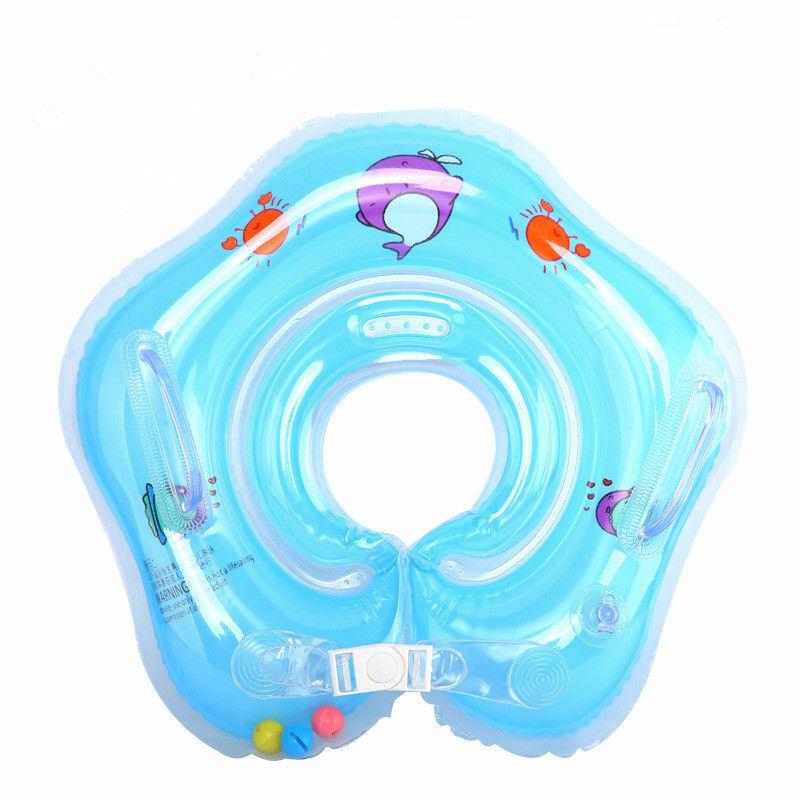 1 قطعة نفخ السباحة أنبوب للطفل الكرتون الرقبة السباحة خواتم السباحة عوامة إنقاذ سلامة المياه المنتجات
