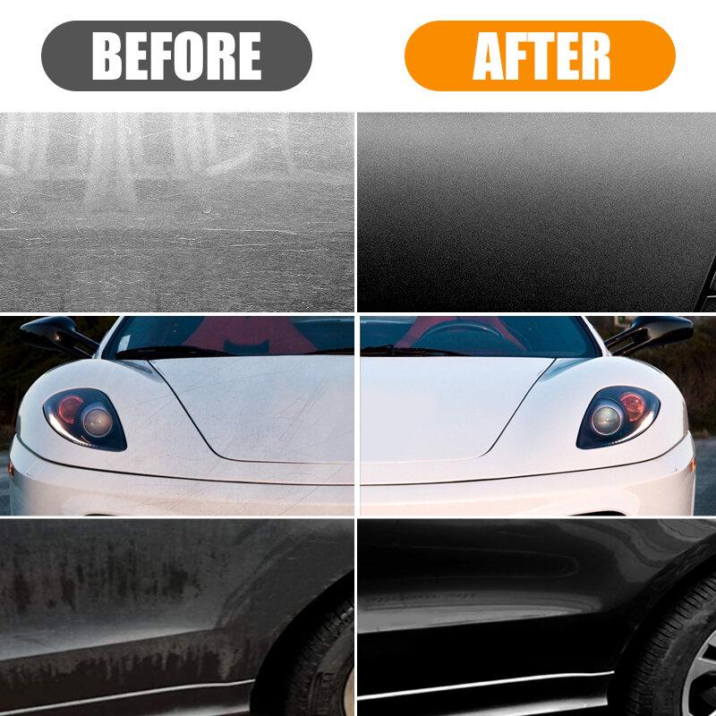 1 قطعة أداة إصلاح خدش السيارات تلميع الشمع مكافحة خدش سيارة خدش و دوامة مزيل تلميع السيارات اكسسوارات السيارات