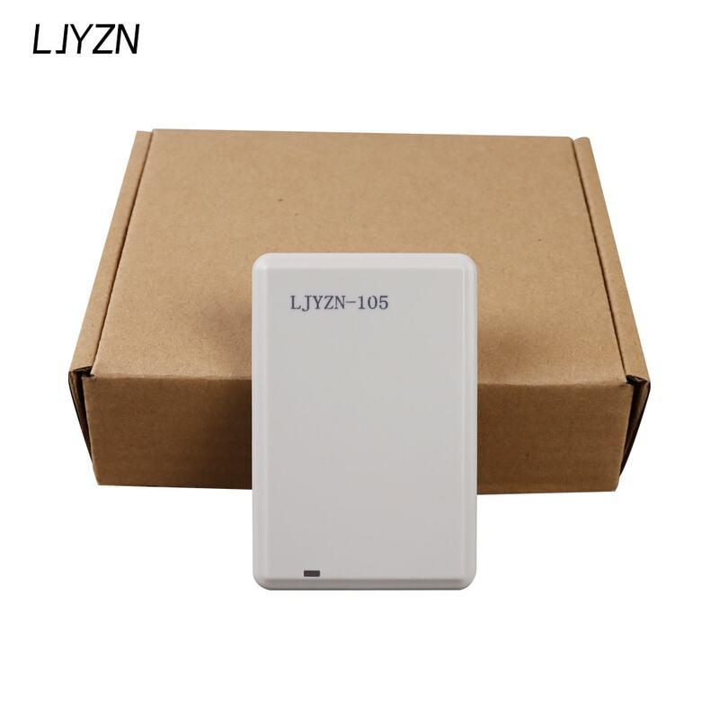 LJYZN ISO18000 6C 902-928MHz نوع الكاتب UHF RF ID ISO 180006C الناسخ مع برنامج مجاني للكمبيوتر