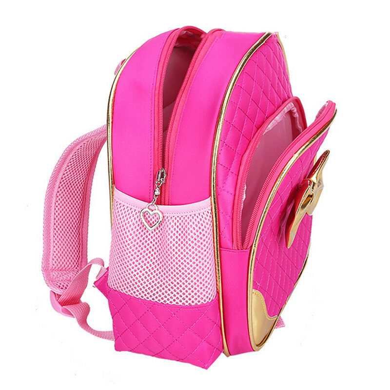 حقيبة ظهر مدرسية للأطفال من سن 2 إلى 5 سنوات ، حقيبة مدرسية