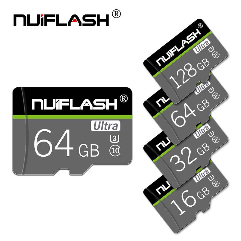 بطاقة ذاكرة صغيرة عالية الجودة مع محول مجاني 32 جيجابايت 64 جيجابايت 128 جيجابايت بطاقة ذاكرة صغيرة 8 جيجابايت 16 جيجابايت بطاقة ذاكرة كارتاو دي م...