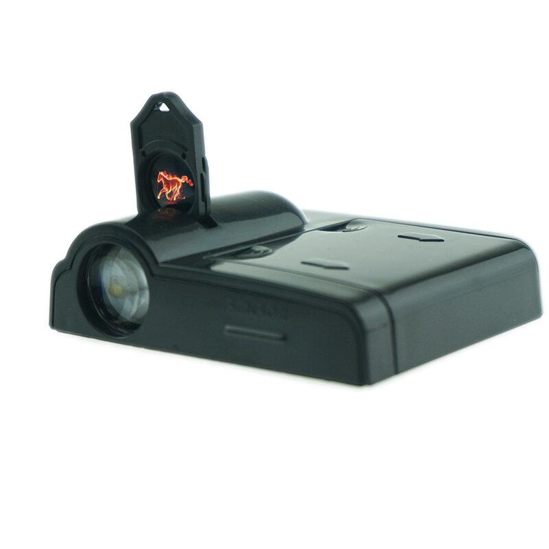 2 قطعة ثلاثية الأبعاد سيارة LED الباب ترحيب ضوء شعار العارض الليزر الباب مصباح شبح الظل ضوء لشركة هيونداي سولاريس أكسنت i30 ix35 سوناتا