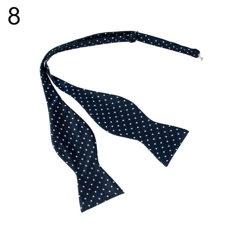 جديد حار اليدوية نمط الرجعية الصلبة القوس العلاقات للرجال الزفاف العريس ربطة العنق ربطة العنق موضة اكسسوارات الحفلات لوازم
