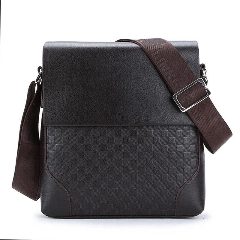 """جودة عالية مقاوم للماء الرجال حقيبة الكتف ل 9.7 """"باد حقيبة صغيرة الموضة للرجال الأعمال السفر حقائب كروسبودي الذكور 2021"""