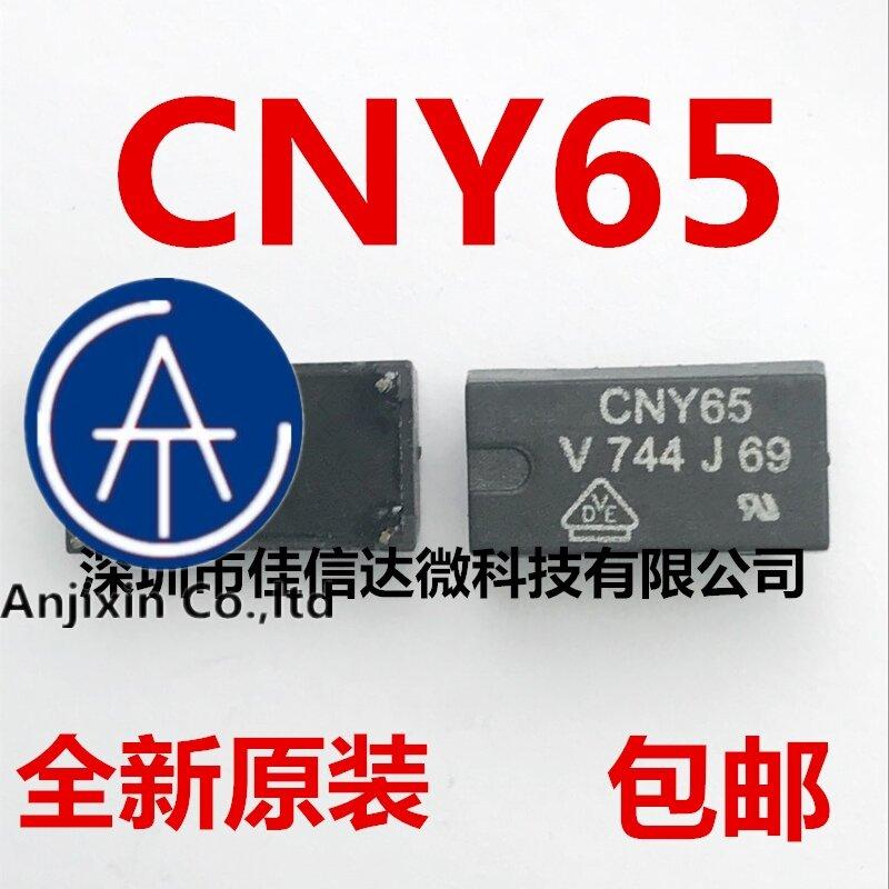 10 قطعة 100% الأصلي الجديد في المخزون CNY65 Optocoupler المعزل الكهروضوئي output【dip4 】