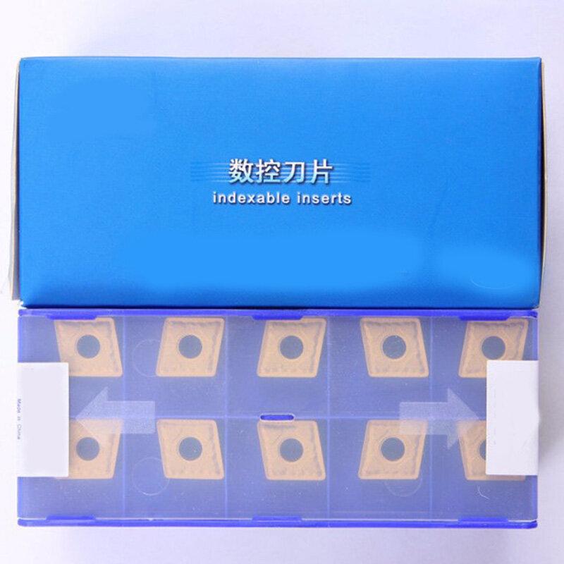 10 قطع CNMG160612-PM YBC251/CNMG543-PM (P10-P30) YBC251 كربيد إدراج