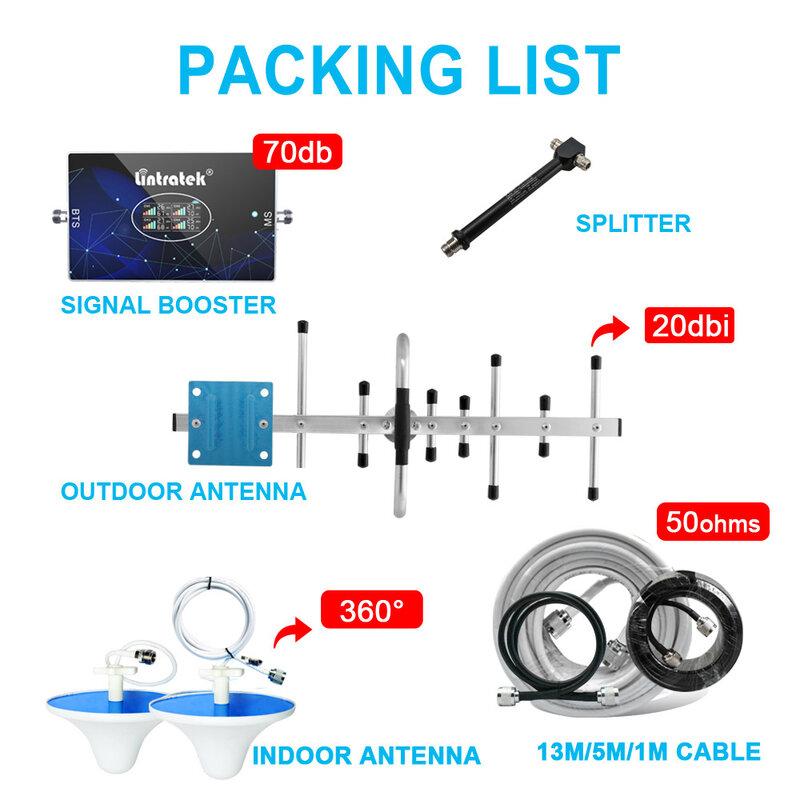 مكرر إشارة الهاتف الخلوي ، 2G/3G/4G/LTE ، DCS/WCDMA ، 850/900/1800/2100 ، مكرر أرضي ، 2600