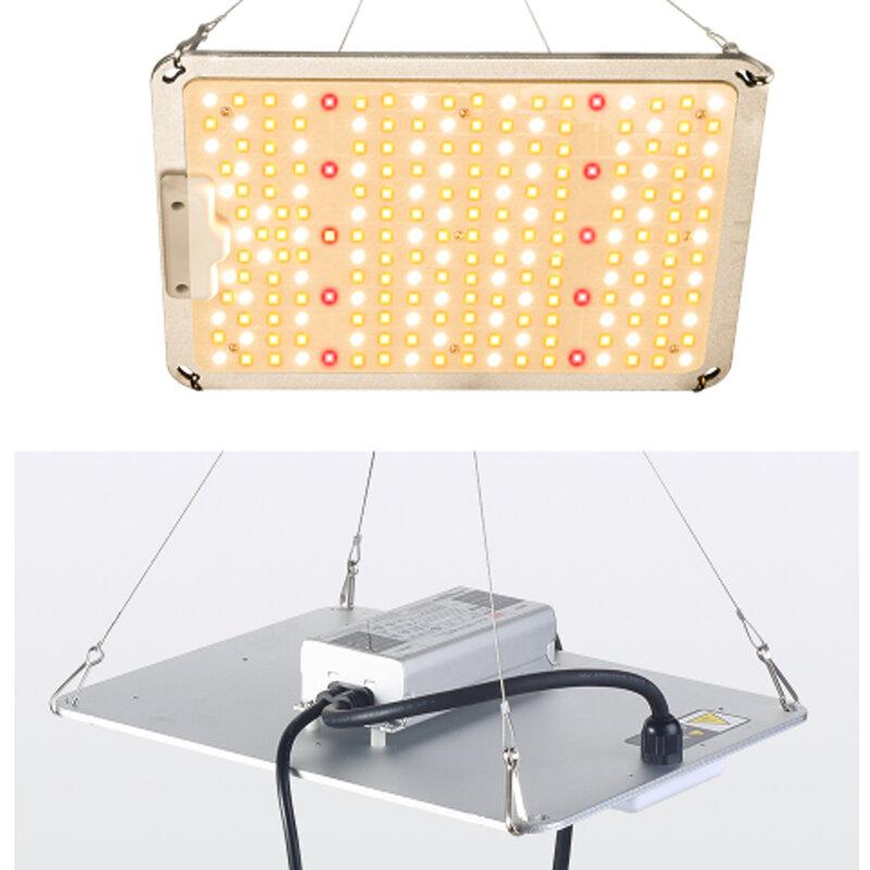 يعتم 120 واط 240 واط 450 واط سامسونج LM301B الكم LED تنمو ضوء مجلس الطيف الكامل 3000 كيلو 5000 كيلو 660nm الأشعة فوق البنفسجية ل داخلي تنمو الخيام