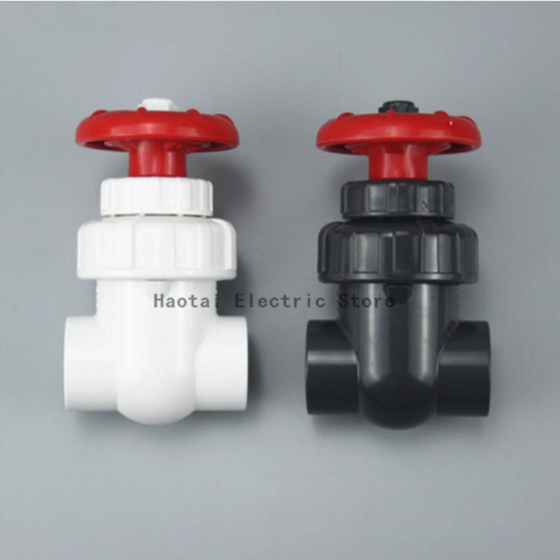 صمام التحكم في التدفق البلاستيكي UPVC ، صمام التحكم الدقيق ، مفتاح عجلة اليد