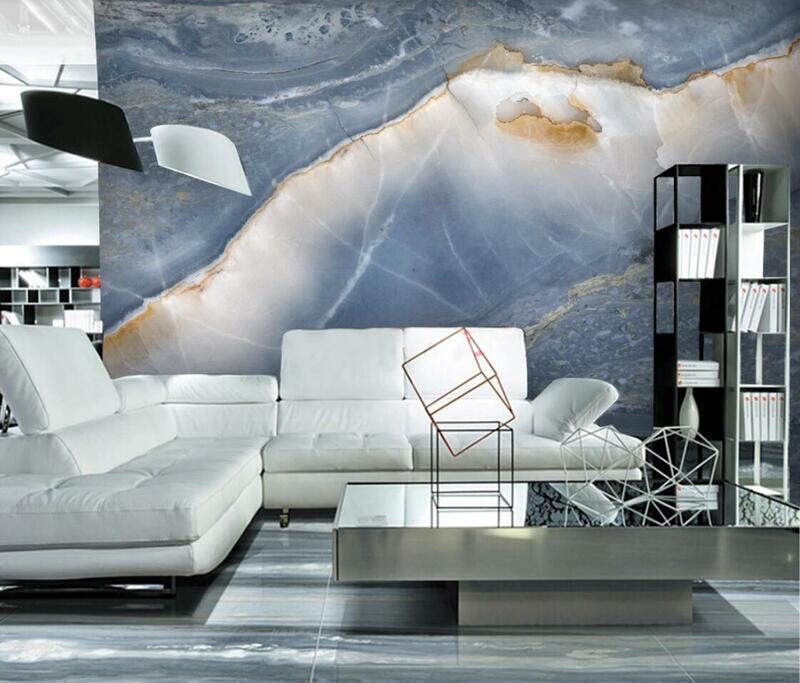 جداريات حائطية زرقاء صور لاصقة ورق حائط HD مطبوعة الجداريات ورقة تحسين المنزل ورق حائط s ديكور المنزل ورق الحائط ديكور