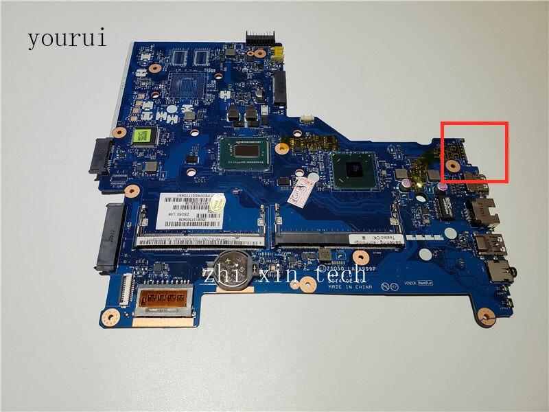 Yourui ZS050 LA-A999P 764111-501 اللوحة الرئيسية ل HP 250 G3 اللوحة الرئيسية مع وحدة المعالجة المركزية i3-3217u اختبارها بالكامل