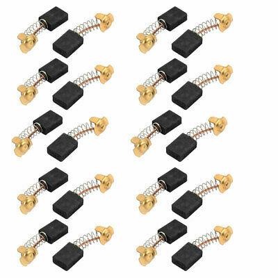 فرشاة كربون 7 × 13 × 17 مللي متر ، أداة كهربائية لمحرك المطرقة الكهربائية
