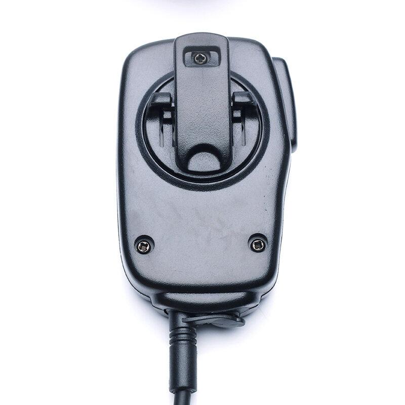 مكبر صوت صغير Mic SM-25 ميكروفون PTT 1pin ل لاسلكي تخاطب Yaesu فيرتكس VX-1R 2R 3R 5R 150 160 180 210/A اتجاهين راديو 3.5 مللي متر