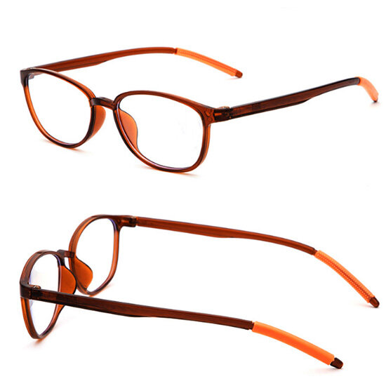 نظارات قراءة فائقة الخفة ، محمولة ، مناسبة لقصر النظر الشيخوخي ، عدسة مكبرة ، وصفة طبية ، عصرية