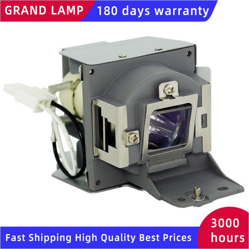 متوافق 5J.J9A05.001 ل بينكيو DX818ST DX819ST MW820ST MX818ST MX819ST العارض مصباح لمبة مع الإسكان الكبرى