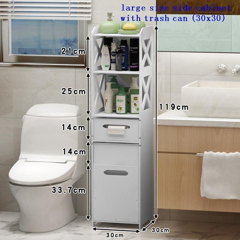 منظم Tocador متعددة لكل Banyo Dolaplari Armario Banheiro الأثاث Meuble Salle دي باين المحمول Bagno خزانة حمام