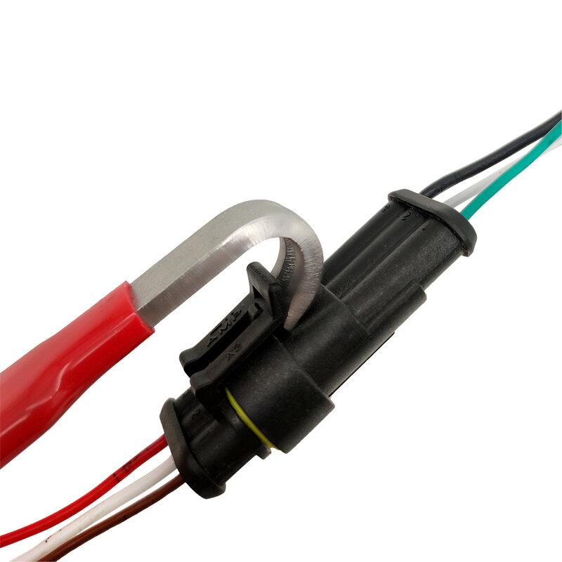 السيارات الكهربائية موصل طرفي فاصل أداة إزالة الصواميل مزيل