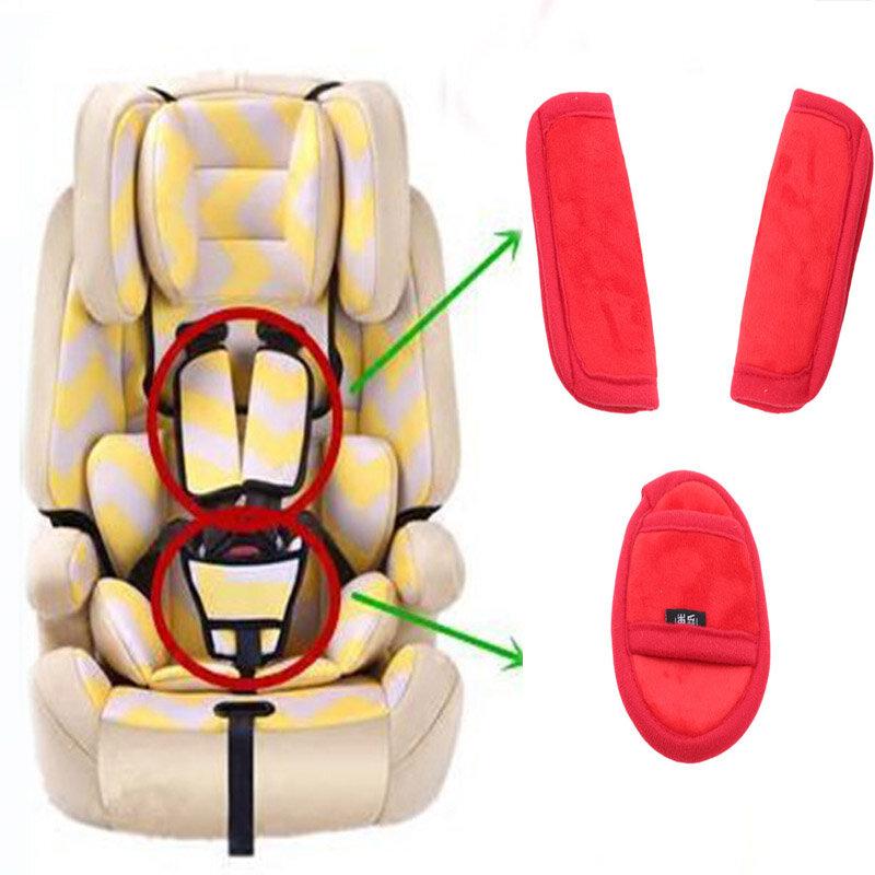 أفضل بيع طفل عربة أطفال حزام أمان للمقعد حزام الكتف غطاء حامل مجموعة الأطفال واقية مجموعة عربة اكسسوارات السيارات
