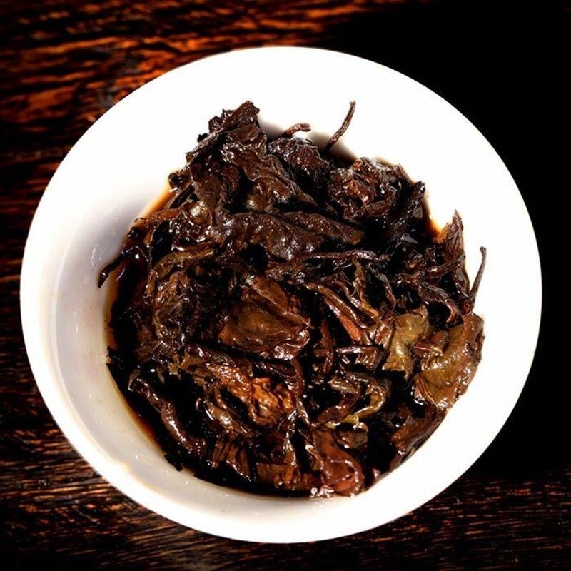 شاي بوير صيني 100% أصيلة 2007 سنة بو إيه الشاي الصين يوننان القديمة الناضجة شاي صيني الرعاية الصحية بو erh الشاي لفقدان الوزن الشاي