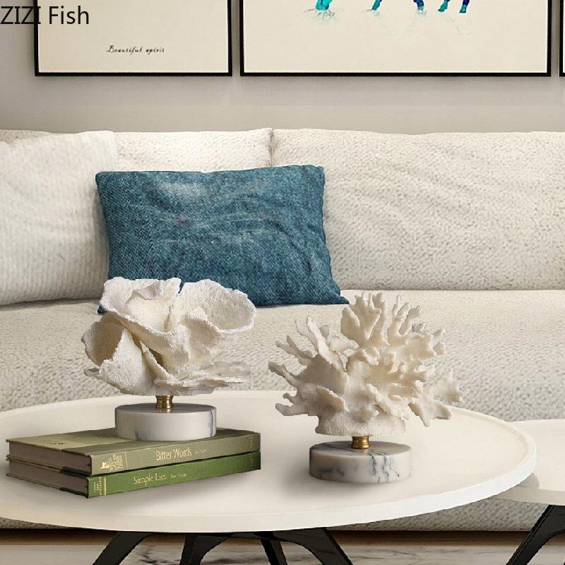 أرضية رخامية مقلدة لغرفة المعيشة ، ديكور منزلي مصنوع يدويًا من الراتنج ، هدية زفاف