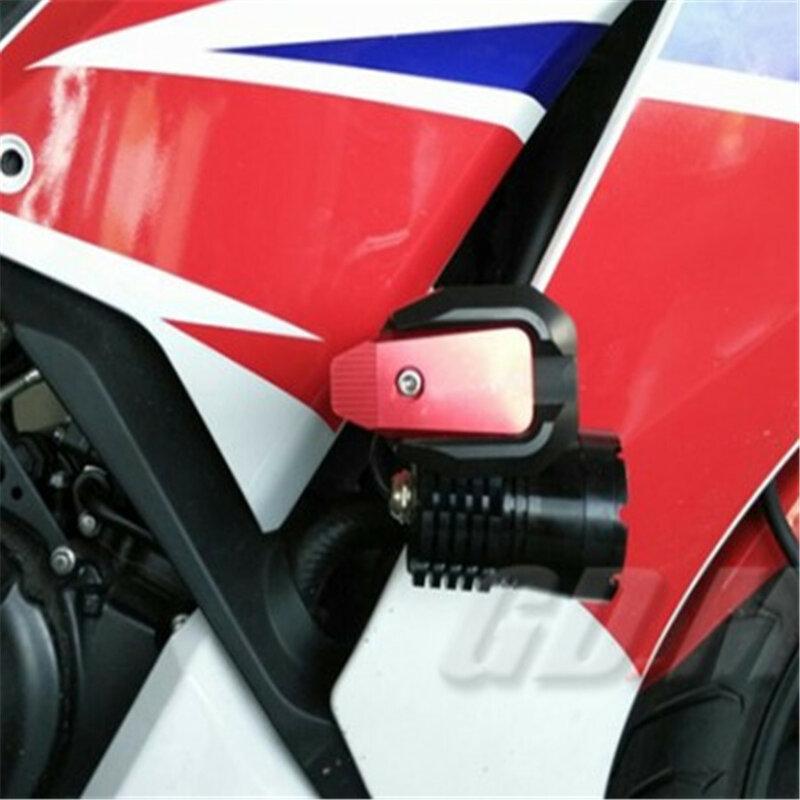 ل ياما TDM900 TDM900A TDM 900A 2004-2014 2013 2012 2011 2010 قطع الغيار للدرجة النارية شبك مانع للسقوط المنزلق إطار حماية المحرك